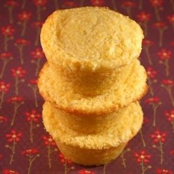 Dorie's Corniest Corn Muffins-make a basket of these muffins for your ...