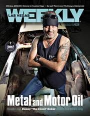 Counting Cars Danny Koker without Bandana