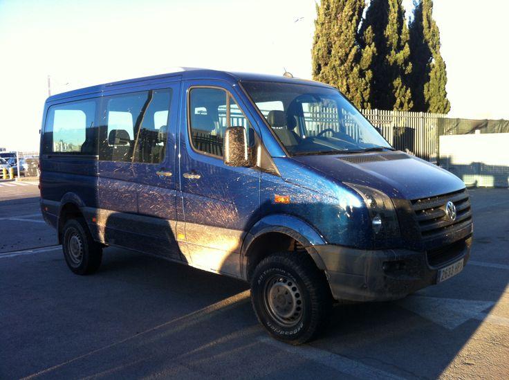 vw crafter 4motion vw vans buses campers pinterest. Black Bedroom Furniture Sets. Home Design Ideas