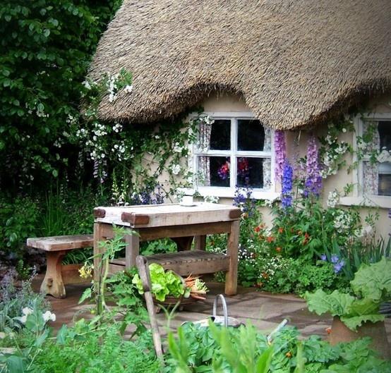 pinterest garden crafts | just b.CAUSE