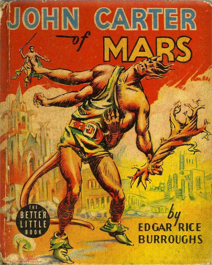 John Carter Book Cover Art : John carter of mars book cover covers pinterest
