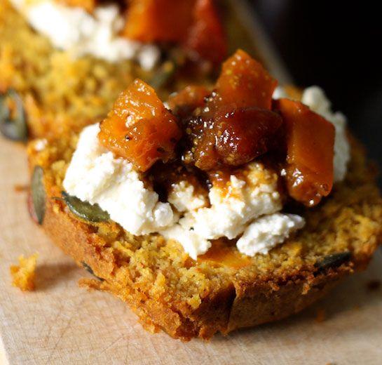 Recipe: Pumpkin Quick Bread!