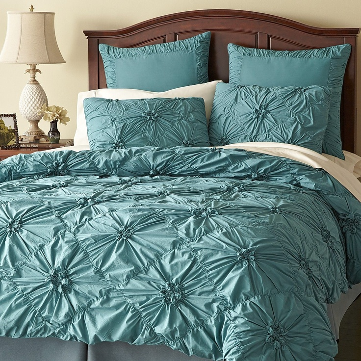 Savannah bedding pier 1 in teal for the home pinterest