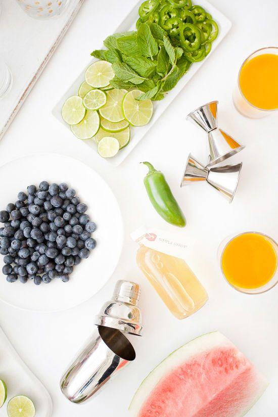 Fruit + Citrus Cocktails | Eat & Drink | Pinterest