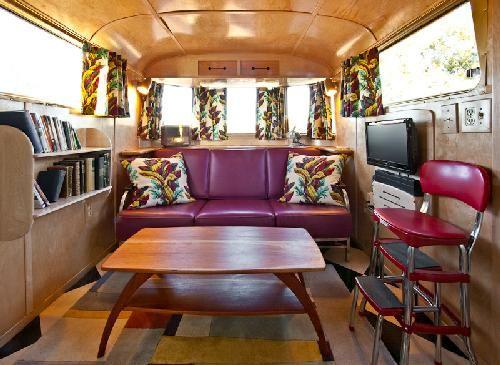 1948 Spartan travel trailer