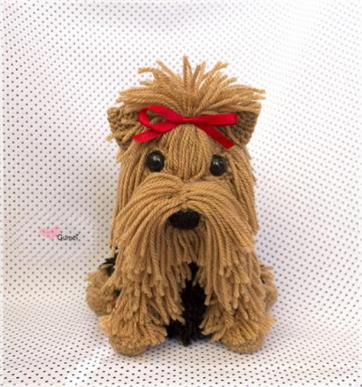 Amigurumi Yorkie Related Keywords & Suggestions ...