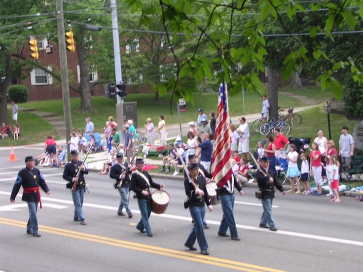 memorial day parade traverse city