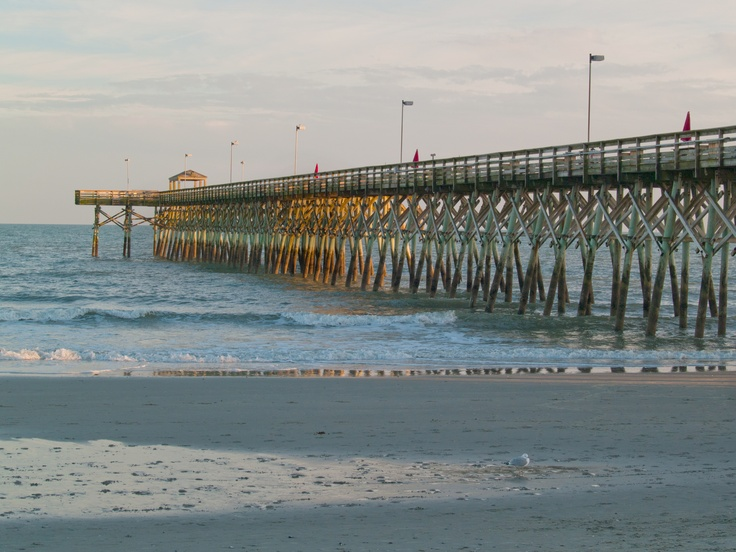 2nd ave pier myrtle beach sc where i want to go for Deep sea fishing myrtle beach sc