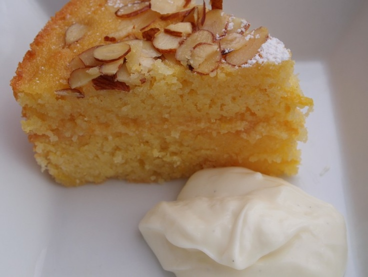 gluten-free lemon yogurt layer cake | Gluten-Free Recipes | Pinterest