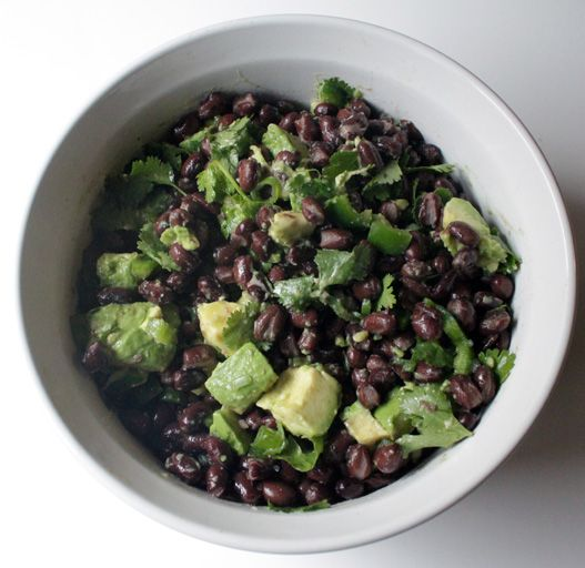 blackbean salad | Salads and Side Dishes | Pinterest