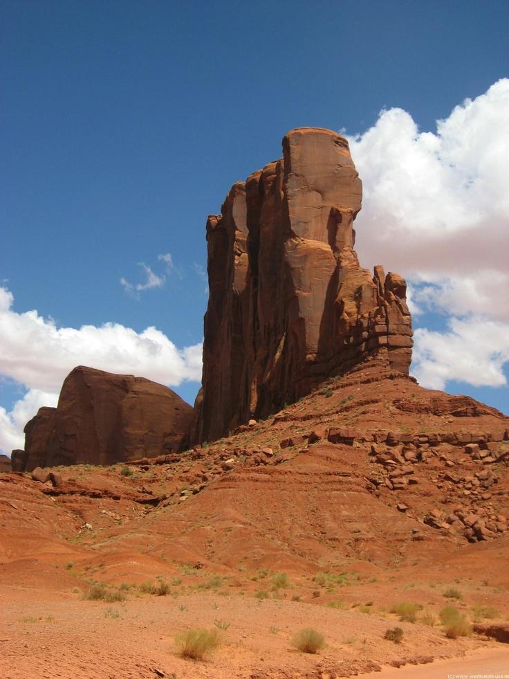 Elephant butte monument valley navajo tribal park utah