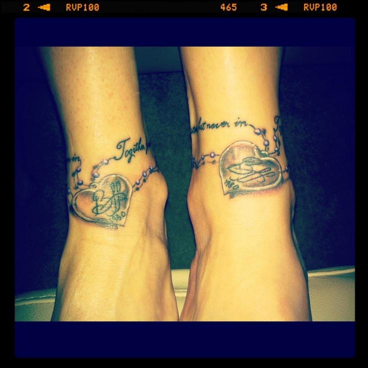 Pin By Christine Jarmer On Tats I Like: Our Bestie Tattoos!!!