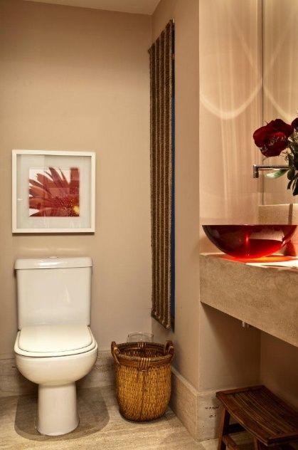 uol decoracao lavabo:Lavabo