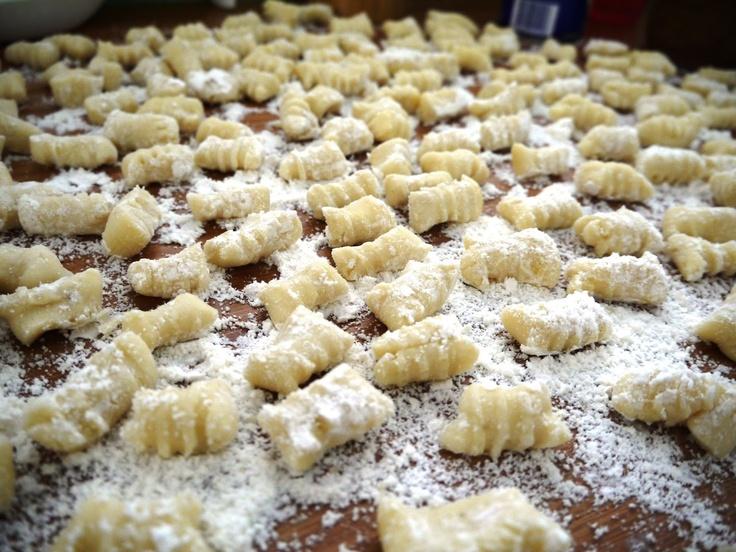 Gluten free potato gnocchi | Gluten-free Sides, Snacks, Apps | Pinter ...