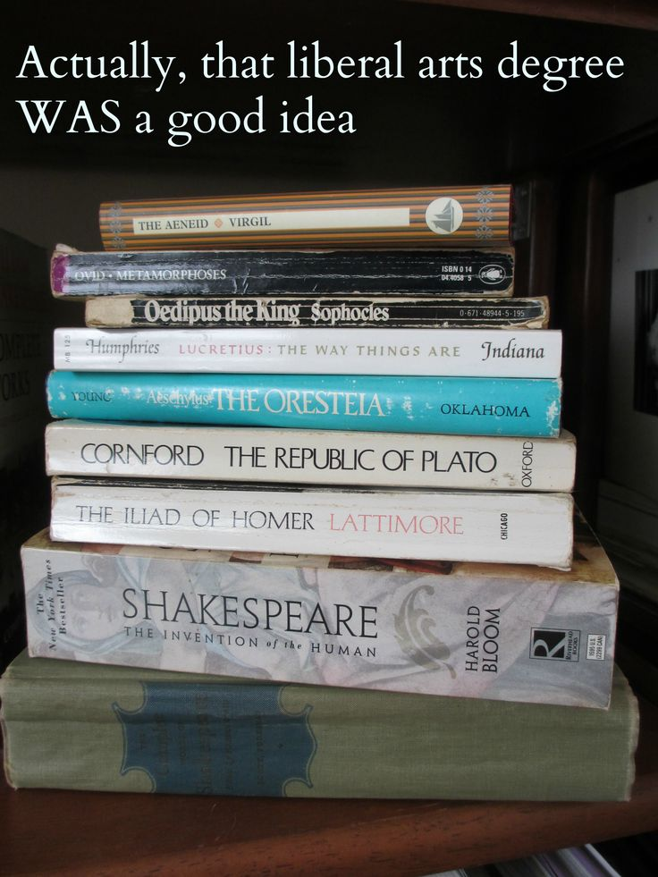Liberal Arts a good composition writing
