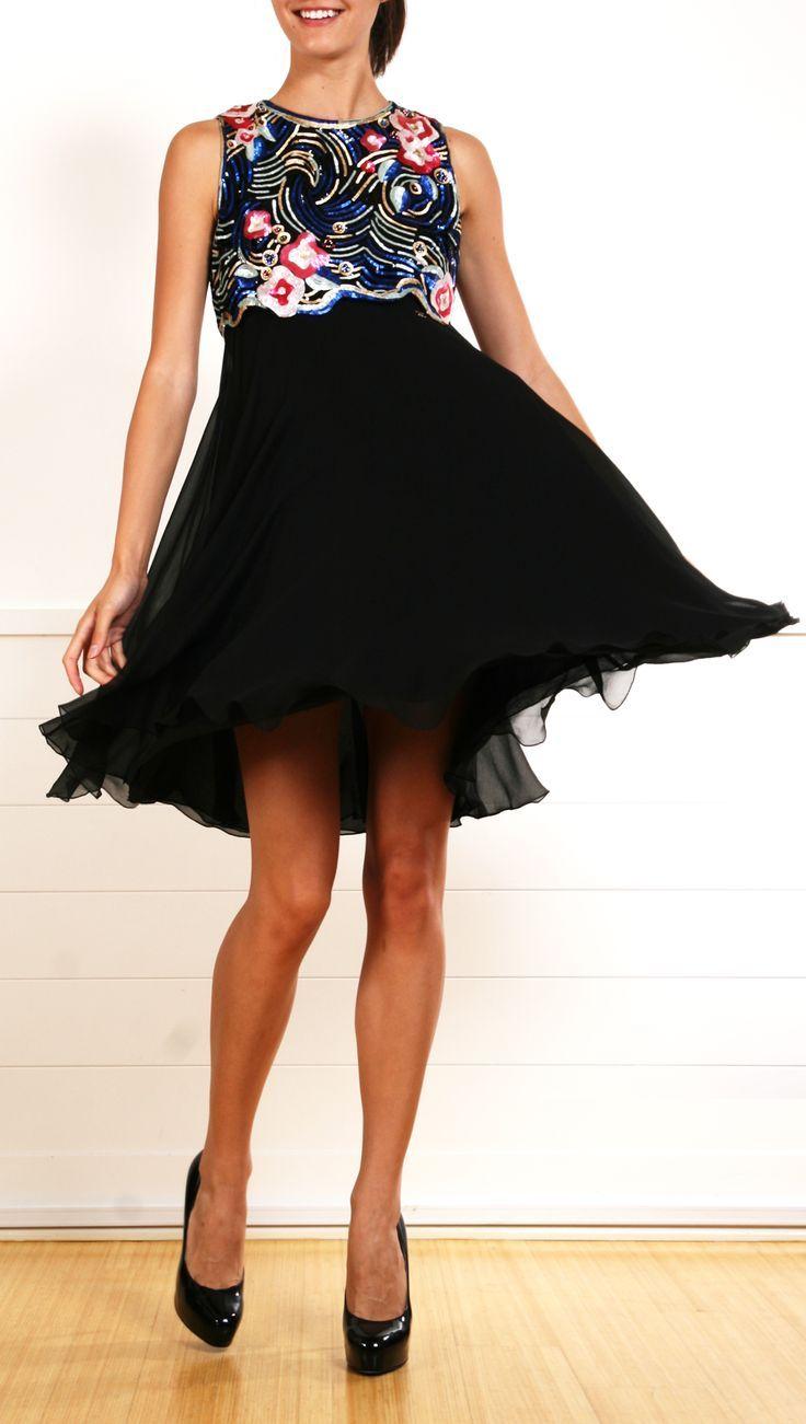CHANEL DRESS @Michelle Coleman-Hers | Fashion Likes | Pinterest: pinterest.com/pin/322429654543288992