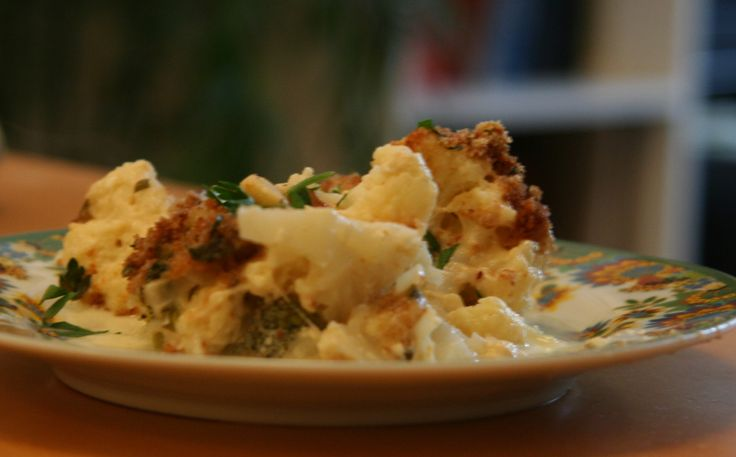 Broccoli and Cauliflower Gratin Join Me At: www.tekeirn.WinWithSBC.com