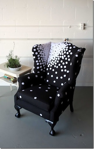chair reupholstery home is where the ♥ is