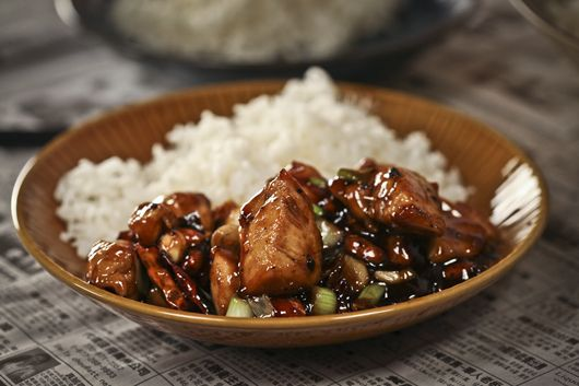 Filipino Gung Bao Chicken | Filipino Thai Cuisine | Pinterest