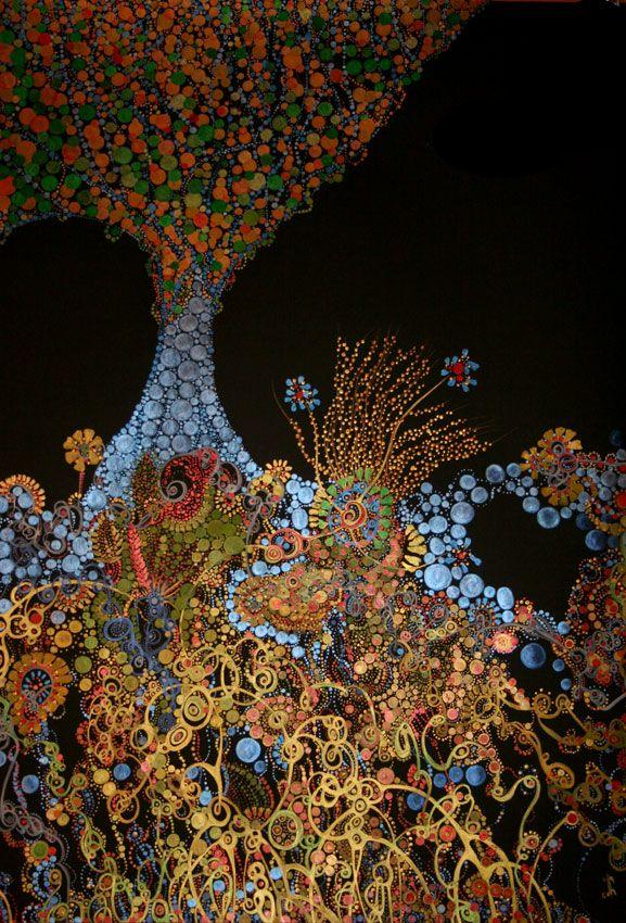 Trees of life  Callie Danae Hirsch