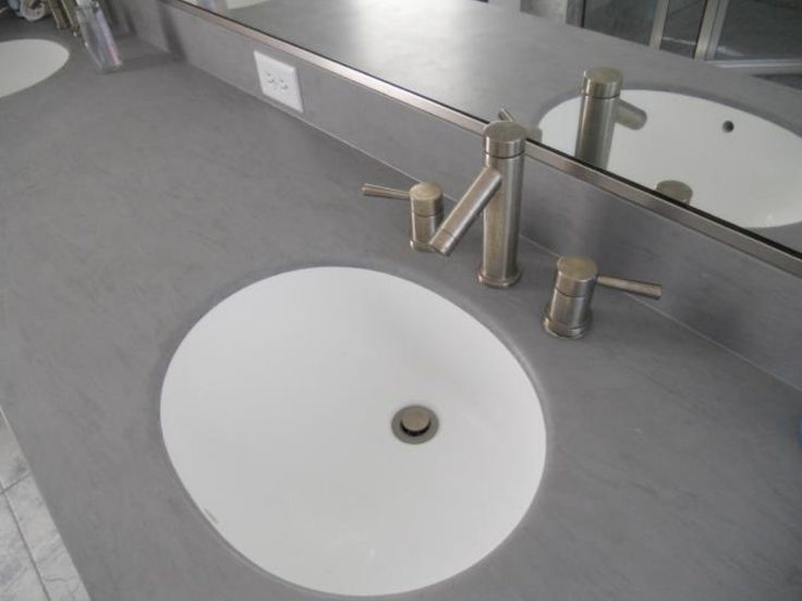 Bath silverthorne homebuilders gray corian vanity top