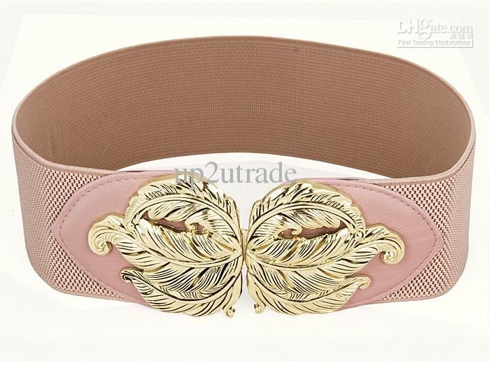 Retro waistbands Women Fashion Belts Women Elastic Classic Belts Free