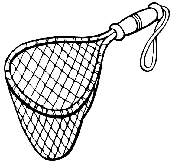 Free Vector Art: Another Fishing Net | Images from ...