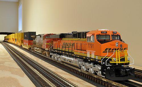 Atlas o train sets