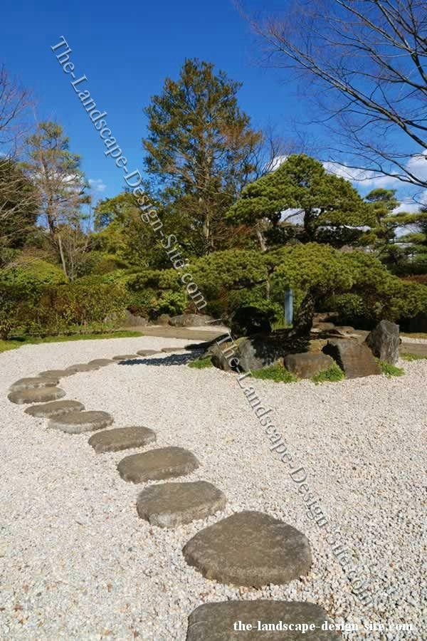 molded concrete rock garden path rock gardens pinterest