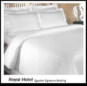 Royal hotel 214 99 1 duvet cover 106 quot x 92 quot 2 pillow sham 20 quot x