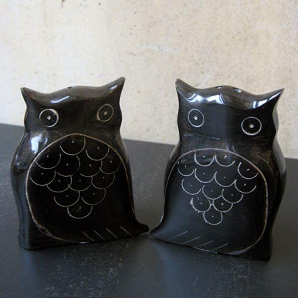 Image of owl salt pepper shakers wish list pinterest