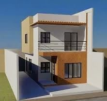 Desain Rumah Minimalis Modern 1 Lantai | Minimalist Home Design | Pin ...