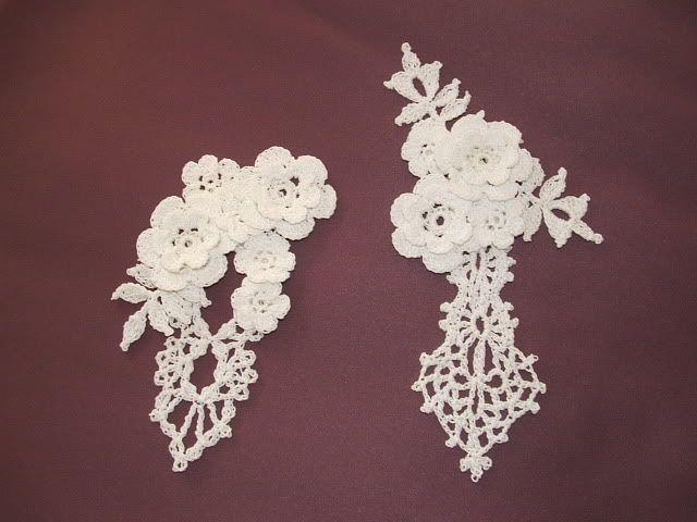 Image detail for -Irish Crochet Jewelery Crochet Guild