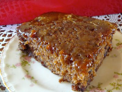 ... cake, I cant tell you, you have to try it first! (Inys Prune Cake