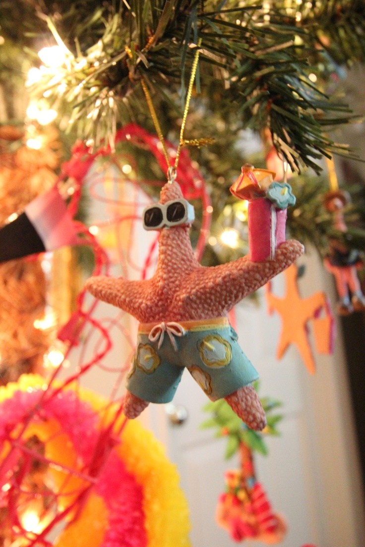 Hawaiian Themed Christmas Decorations Tree Wreath Ehow