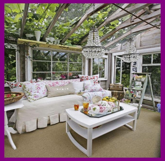 shabby chic gardens landscaping pinterest. Black Bedroom Furniture Sets. Home Design Ideas