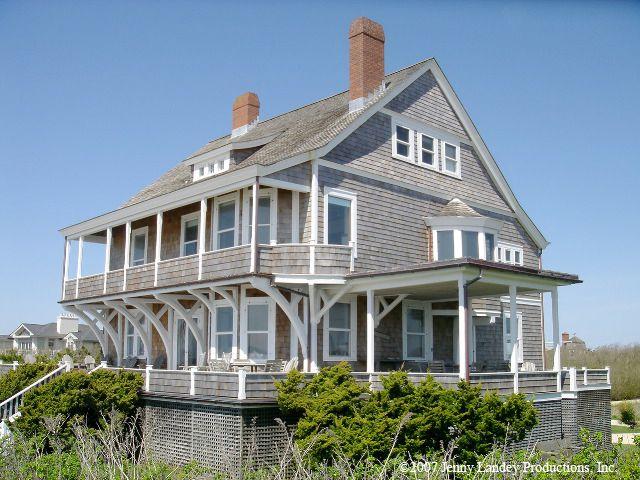 Hamptons Style Beach House Pinterest