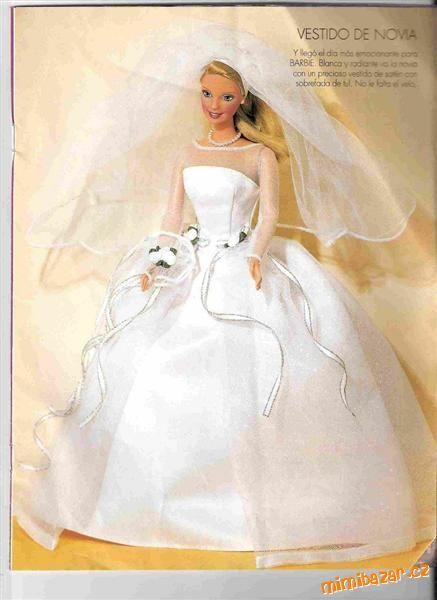 Как сшить для куклы барби с свадебных платьях 115