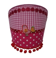 Kinderkamer lamp met Hip Vogeltje.  ♥ Babykamer - Nursery ...