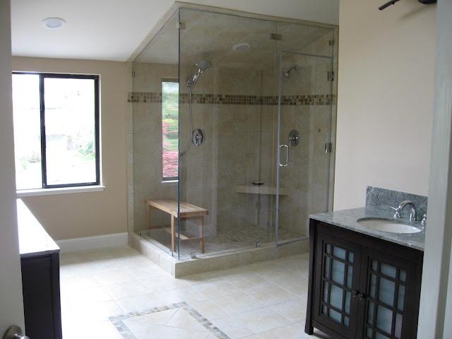 4x6 steam shower house ideas pinterest for Bathroom ideas 4x6