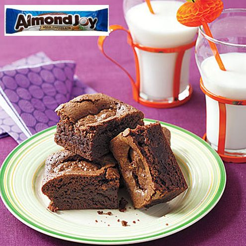 Almond Joy Brownies-YUUUUUUMMMMMMM