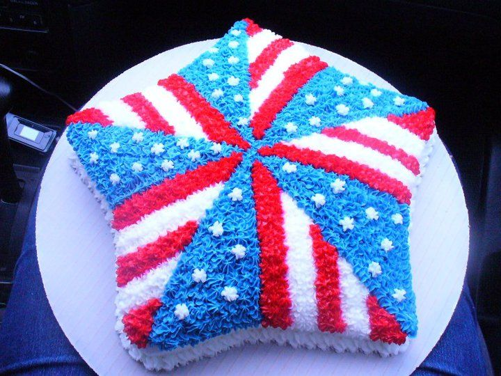 fourth of july cakes | 4th Of July Pop Rocks Fire Cracker Cupcakes ...