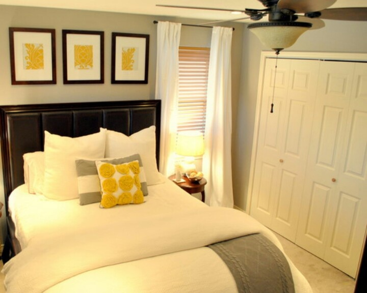perfect pop of color for a guest room for the home pinterest
