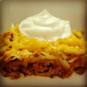Chili Hash Brown Casserole | Main Dishes | Pinterest