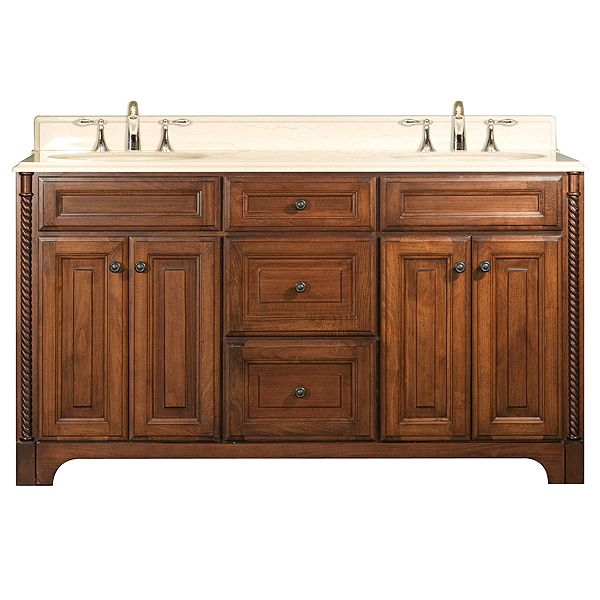Seven Best Images About Double Sink Vanities On Pinterest