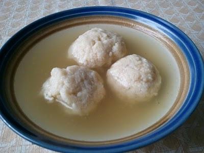 Chicken Soup with Matzah Balls | Cheap Recipes | Pinterest