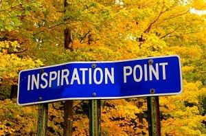 Inspiration Over Insecurities! A good way to live
