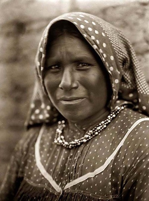 Yaqui Indian Matron