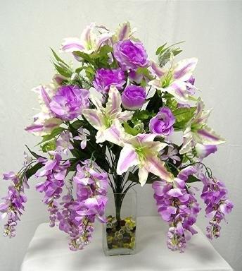Silk Flower Centerpieces Planning Inspiration Weddings Parties