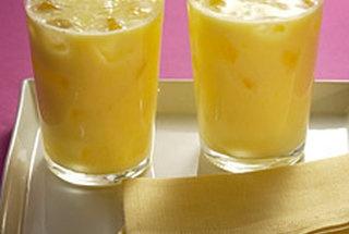 Mango-Yogurt Drink | foooooddddd | Pinterest